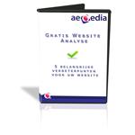 gratis website analyse